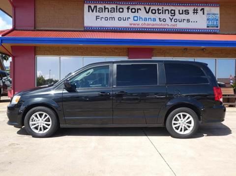 2014 Dodge Grand Caravan for sale in Ohana Motors-Across From Costco Gas- Lihue, HI