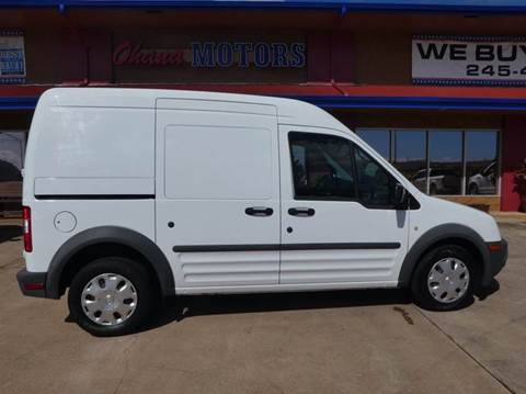 2011 Ford Transit Connect for sale in Ohana Motors-Across From Costco Gas- Lihue, HI