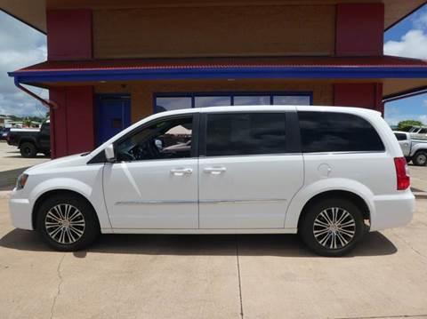 2014 Chrysler Town and Country for sale in Ohana Motors-Across From Costco Gas- Lihue, HI