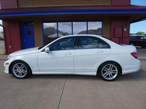 2014 Mercedes-Benz C-Class for sale in Ohana Motors-Across From Costco Gas- Lihue, HI