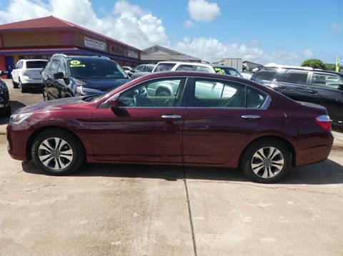 2014 Honda Accord for sale in Ohana Motors-Across From Costco Gas- Lihue, HI