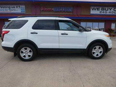 2014 Ford Explorer for sale in Ohana Motors-Across From Costco Gas- Lihue, HI