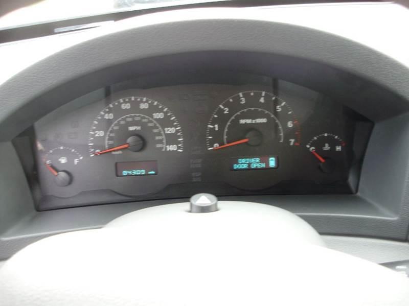 2007 Jeep Grand Cherokee Laredo 4dr SUV 4WD - Mancelona MI