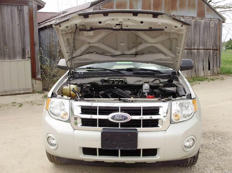 2008 Ford Escape AWD XLT 4dr SUV V6 - Mancelona MI