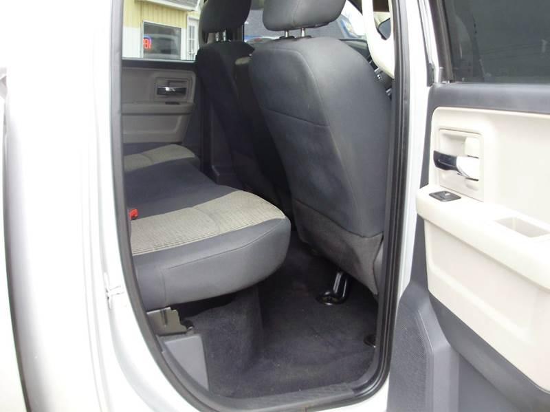2009 Dodge Ram Pickup 1500 4x4 SLT 4dr Quad Cab 6.3 ft. SB - Mancelona MI