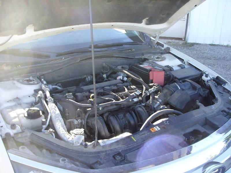 2011 Ford Fusion SE 4dr Sedan - Mancelona MI