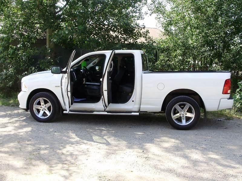 2010 Dodge Ram Pickup 1500 4x4 SLT Sport 4dr Quad Cab 6.3 ft. SB Pickup - Mancelona MI