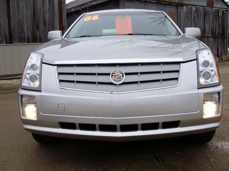 2006 Cadillac SRX 4dr SUV w/V6 - Mancelona MI