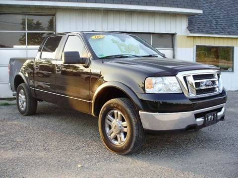 Special $8995 2008 Ford F-150 & Used Cars Pickup Trucks Specials Mancelona MI 49659 - North ... markmcfarlin.com
