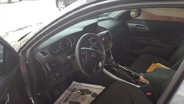 2014 Honda Accord LX 4dr Sedan CVT - Hialeah FL