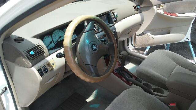 2003 Toyota Corolla LE 4dr Sedan - Hialeah FL