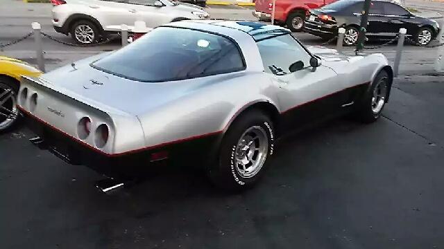 1981 Chevrolet Corvette 2dr Coupe - Hialeah FL