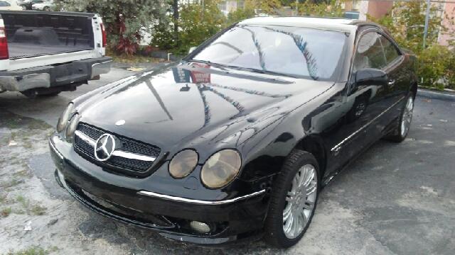 2002 Mercedes-Benz CL-Class CL 600 2dr Coupe - Hialeah FL