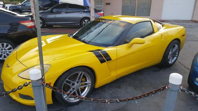 2005 Chevrolet Corvette 2dr Coupe - Hialeah FL