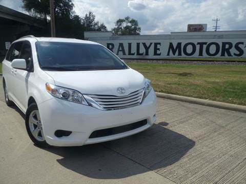 2016 Toyota Sienna for sale in Cincinnati, OH