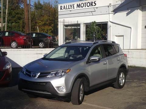 2013 Toyota RAV4 for sale in Cincinnati, OH