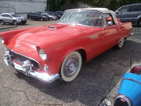1956 Ford Thunderbird For Sale  Carsforsalecom