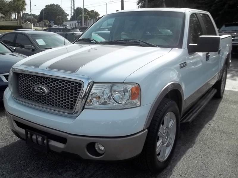 2006 Ford F-150 Lariat 4dr SuperCrew Styleside 5.5 ft. SB - Clearwater FL