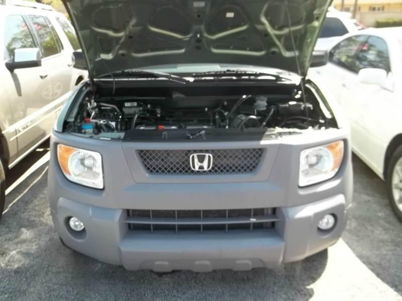 2004 Honda Element AWD EX 4dr SUV - Clearwater FL