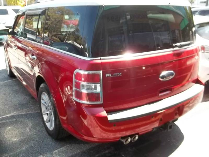 2010 Ford Flex SEL 4dr Crossover - Clearwater FL