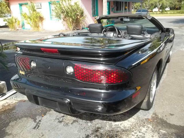 2000 Pontiac Firebird 2dr Convertible - Clearwater FL