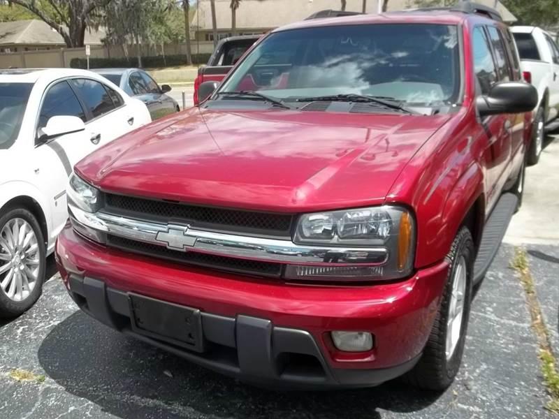 2003 Chevrolet TrailBlazer EXT LT 4dr SUV - Clearwater FL