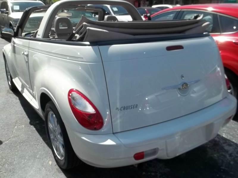 2008 Chrysler PT Cruiser 2dr Convertible - Clearwater FL