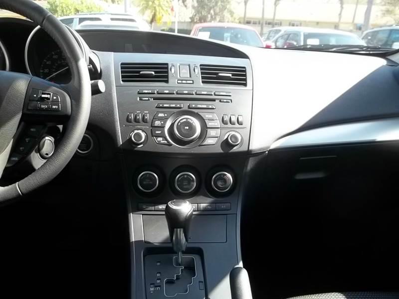 2013 Mazda MAZDA3 i Touring 4dr Hatchback 6A - Clearwater FL