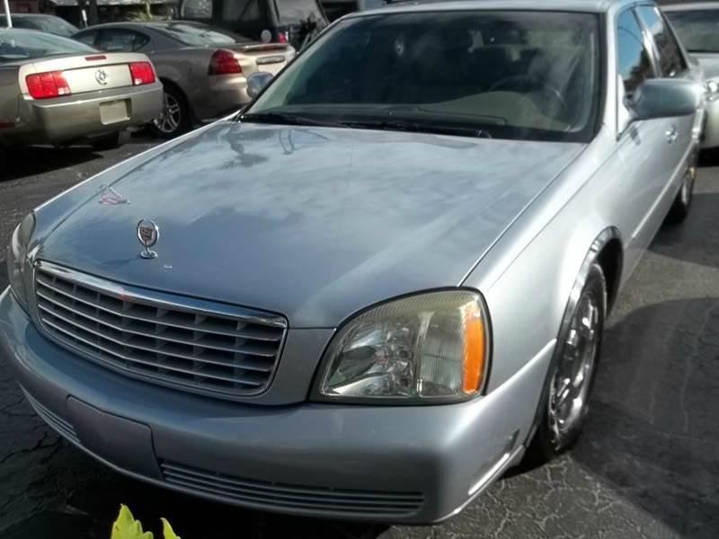 2004 Cadillac DeVille 4dr Sedan - Clearwater FL