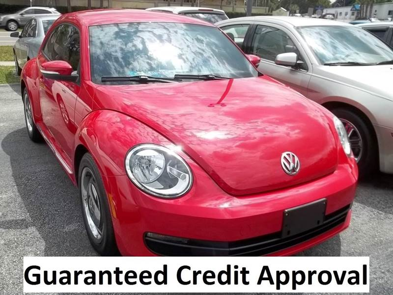 2012 Volkswagen Beetle 2.5L 2dr Hatchback 6A - Clearwater FL