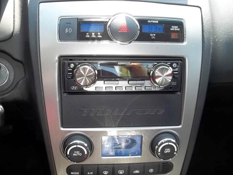2008 Hyundai Tiburon GT 2dr Hatchback 4A - Clearwater FL