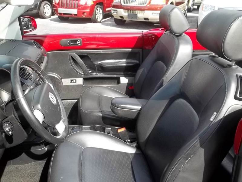 2008 Volkswagen New Beetle SE 2dr Convertible 6A - Clearwater FL