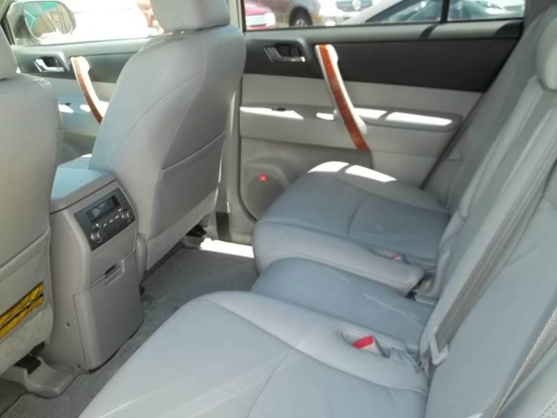 2008 Toyota Highlander Limited 4dr SUV - Clearwater FL