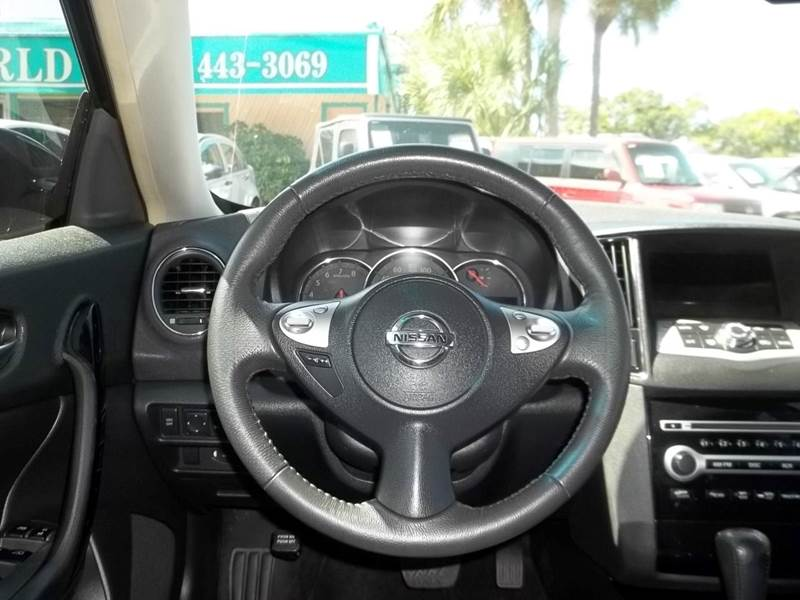 2009 Nissan Maxima 3.5 S 4dr Sedan - Clearwater FL