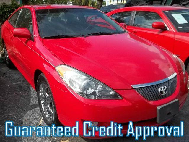 2006 Toyota Camry Solara SLE V6 2dr Coupe - Clearwater FL