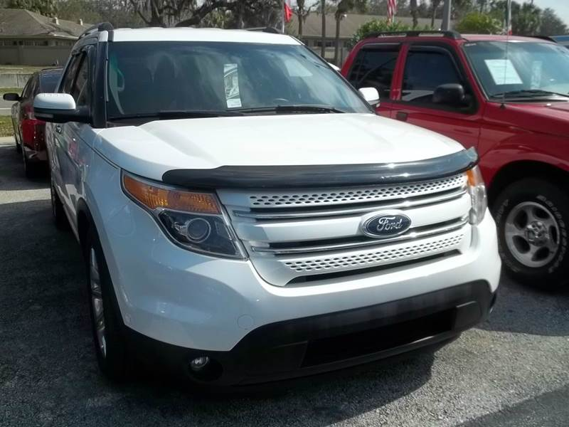 2011 Ford Explorer Limited 4dr SUV - Clearwater FL