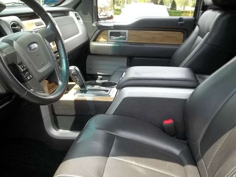 2011 Ford F-150 4x2 Lariat 4dr SuperCab Styleside 6.5 ft. SB - Clearwater FL