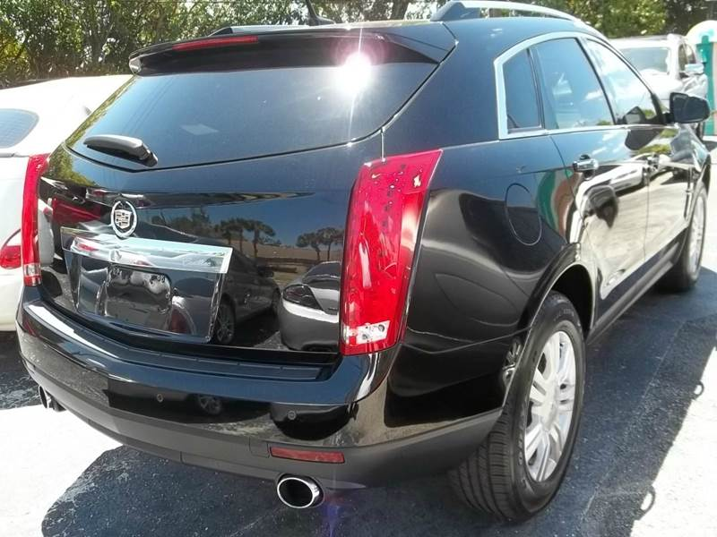 2010 Cadillac SRX Luxury Collection 4dr SUV - Clearwater FL