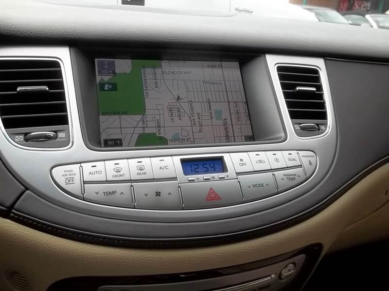 2009 Hyundai Genesis 4.6L V8 4dr Sedan - Clearwater FL