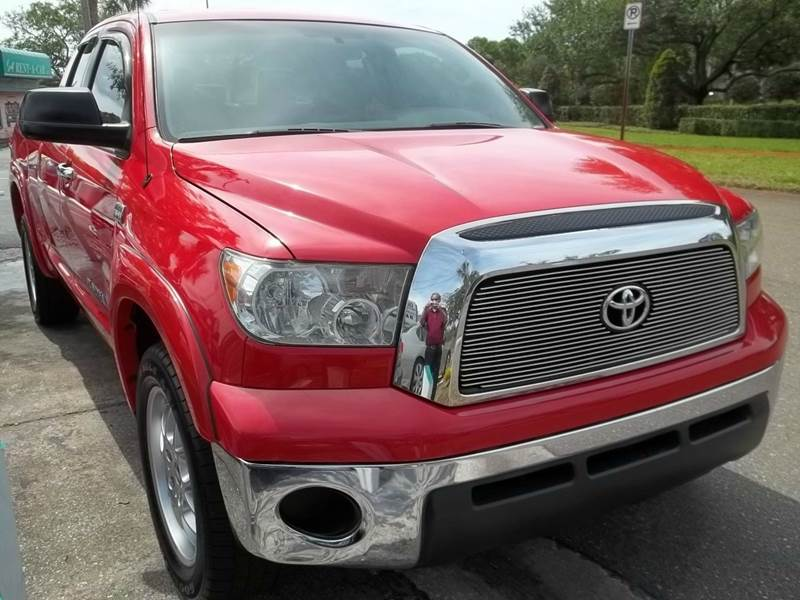 2007 Toyota Tundra SR5 4dr Double Cab SB (4.7L V8) - Clearwater FL