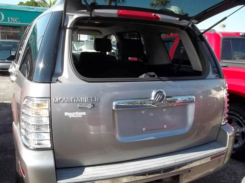 2008 Mercury Mountaineer 4x2 Premier 4dr SUV V6 - Clearwater FL
