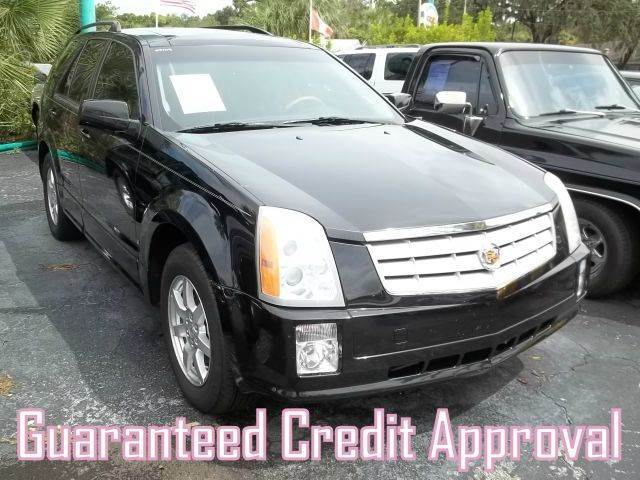 2007 Cadillac SRX for sale in Clearwater FL