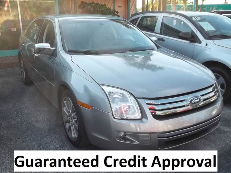 2009 Ford Fusion SE 4dr Sedan - Clearwater FL