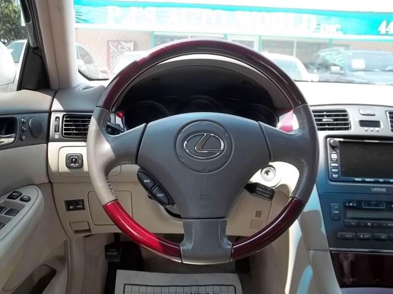 2004 Lexus ES 330 4dr Sedan - Clearwater FL