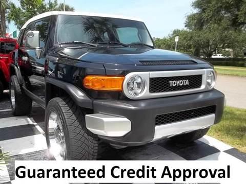 2007 Toyota FJ Cruiser for sale in Clearwater, FL