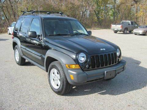 2007 jeep liberty for sale in michigan. Black Bedroom Furniture Sets. Home Design Ideas