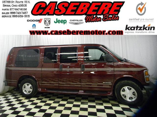 1999 Chevrolet Express for sale in Bryan OH