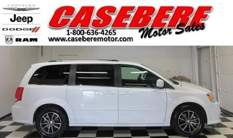 2017 Dodge Grand Caravan for sale in Bryan, OH
