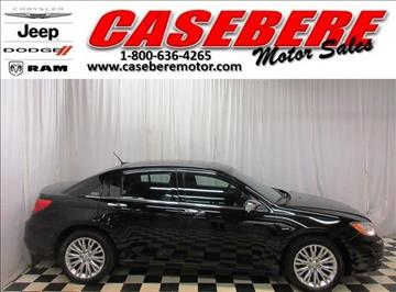 2013 Chrysler 200 for sale in Bryan, OH