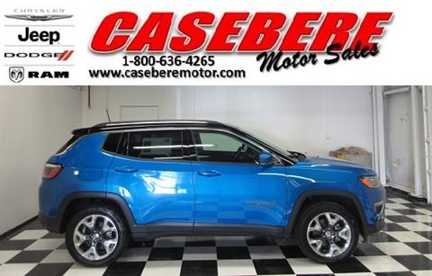2018 Jeep Compass for sale in Bryan, OH